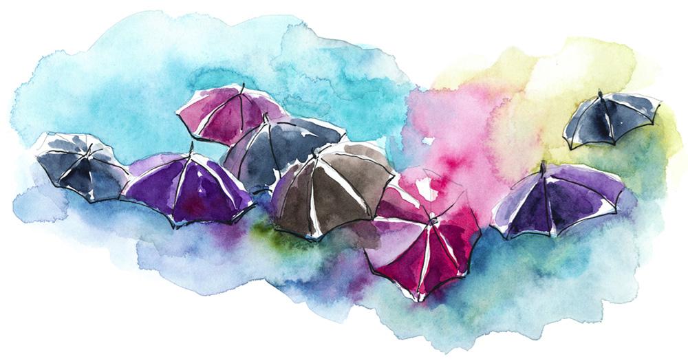 Healdsburg_Umbrellas